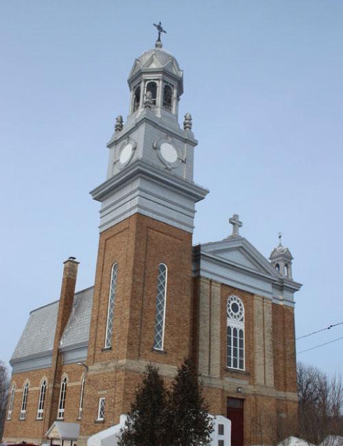 église de Ste-Catherine