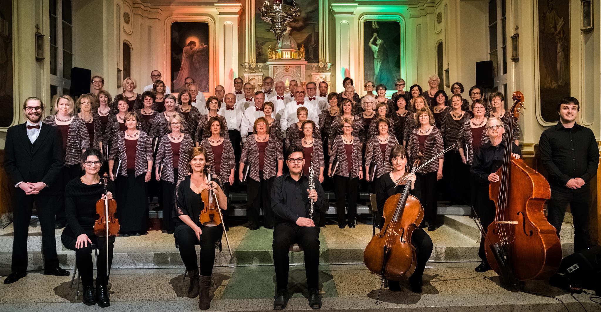 Groupe vocal Les Loriots de Cap-Rouge